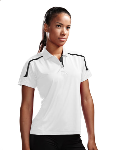 Tri-Mountain Lady Titan Knit Polo Shirt 171