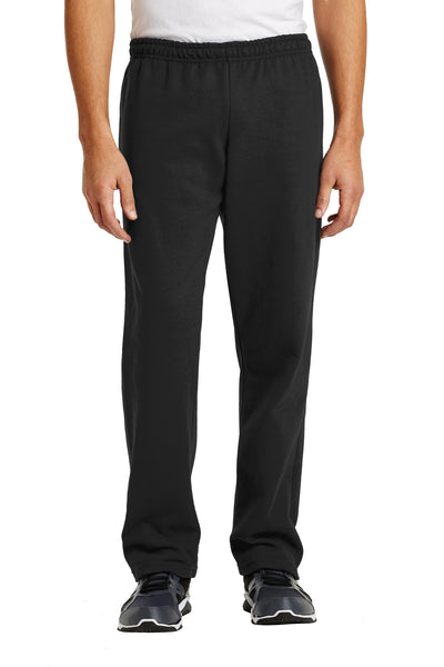 Gildan Heavy Blend™ Open Bottom Sweatpant. 18400