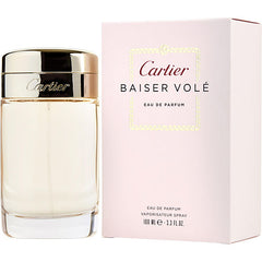 WOMEN EAU DE PARFUM SPRAY 3.3 OZ CARTIER BAISER VOLE by Cartier