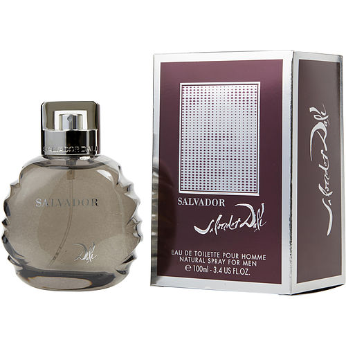 MEN EDT SPRAY 3.4 OZ SALVADOR by Salvador Dali