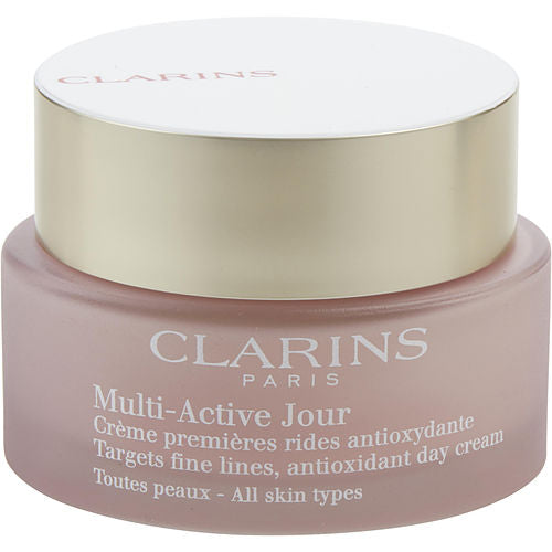 Women Multi-Active Day Early Wrinkle Correction Cream  All Skin  Packaging May Vary 50Ml/1.7Oz By Clarins