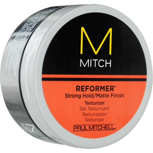 MEN MITCH REFORMER STRONG HOLD/MATTE FINISH TEXTURIZER 3 OZ PAUL MITCHELL MEN by Paul Mitchell