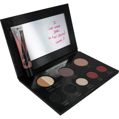 WOMEN My Smokey Classics-Complete Makeup Pallet- Includes 2 Shadow Primers, 3 Eye Shadows, Eye Liner, Blush, 2 Lip Colors, Lip Gloss Lauren Luke by Lauren Luke