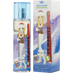 WOMEN EDT SPRAY 3.4 OZ PARIS HILTON PASSPORT ST MORITZ by Paris Hilton