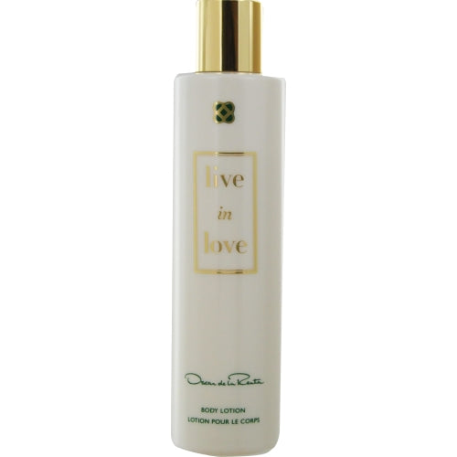 Women Body Lotion 6.7 Oz By Oscar De La Renta Live In Love