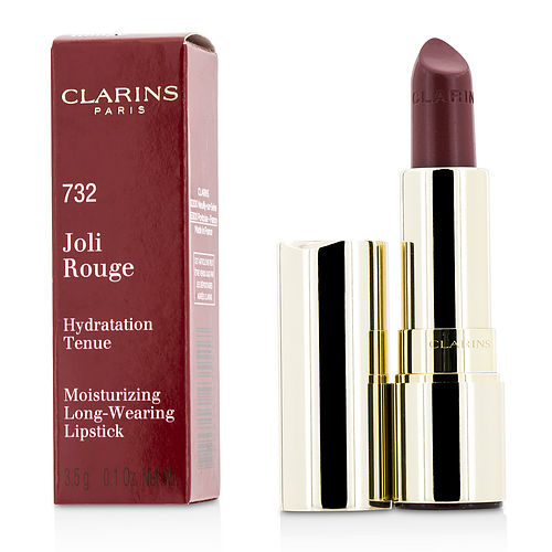 Women Joli Rouge Long Wearing Moisturizing Lipstick - # 732 Grenadine 3.5G/0.12Oz By Clarins
