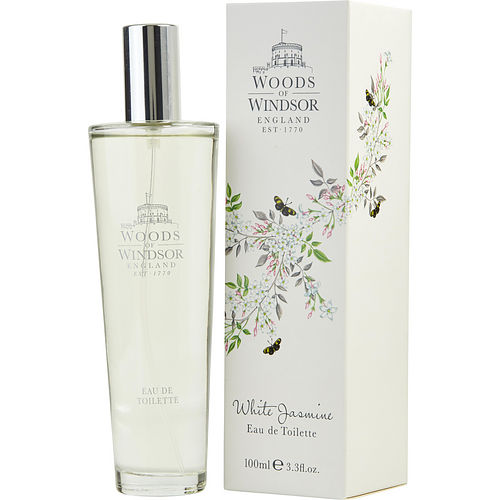 WOMEN EDT SPRAY 3.3 OZ WOODS OF WINDSOR WHITE JASMINE by Woods of Windsor