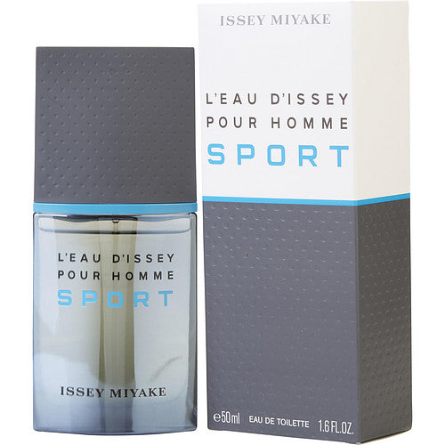 MEN EDT SPRAY 1.6 OZ L'EAU D'ISSEY POUR HOMME SPORT by Issey Miyake