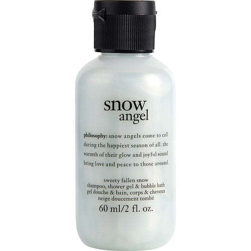 WOMEN Snow Angel Shampoo, Shower Gel & Bubble Bath 60ml/2oz Philosophy by Philosophy