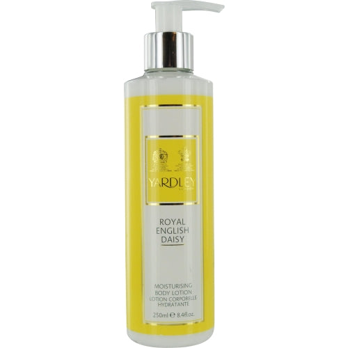 WOMEN ROYAL ENGLISH DAISY BODY LOTION 8.4 OZ YARDLEY by Yardley