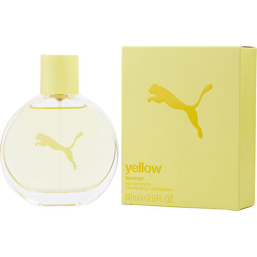 WOMEN EDT SPRAY 2 OZ PUMA YELLOW by Puma