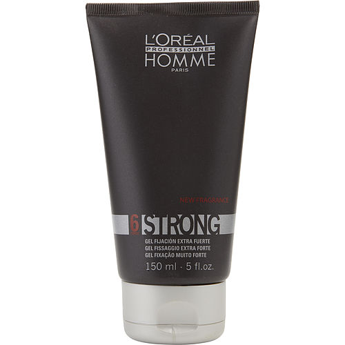 UNISEX HOMME 6 FORCE STRONG HOLD GEL 5 OZ L'OREAL by L'Oreal