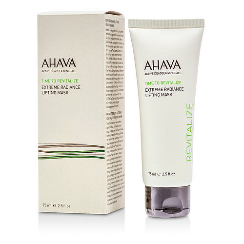 Time To Revitalize Extreme Radiance Lifting Mask  Ahava by Ahava