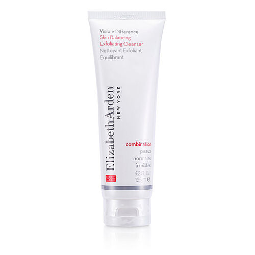 Visible Difference Skin Balancing Exfoliating Cleanser (Combination Skin)  ELIZABETH ARDEN by Elizabeth Arden