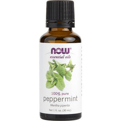 UNISEX PEPPERMINT OIL 1 OZ ESSENTIAL OILS NOW by NOW Essential Oils