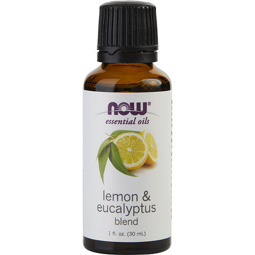 Unisex Lemon & Eucalyptus Oil 1 Oz By Essential Oils Now