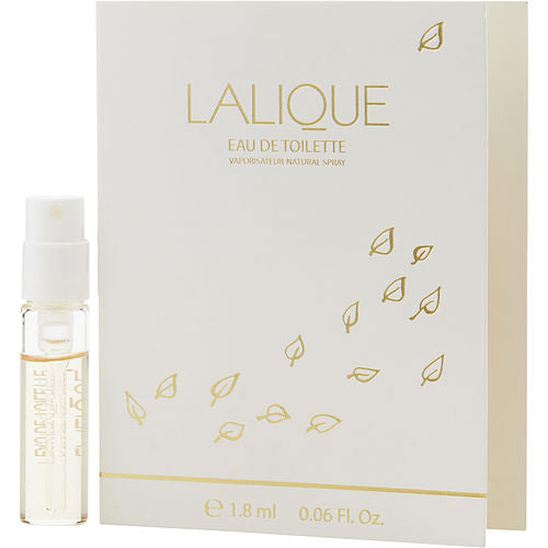 WOMEN EDT SPRAY VIAL ON CARD LALIQUE by Lalique