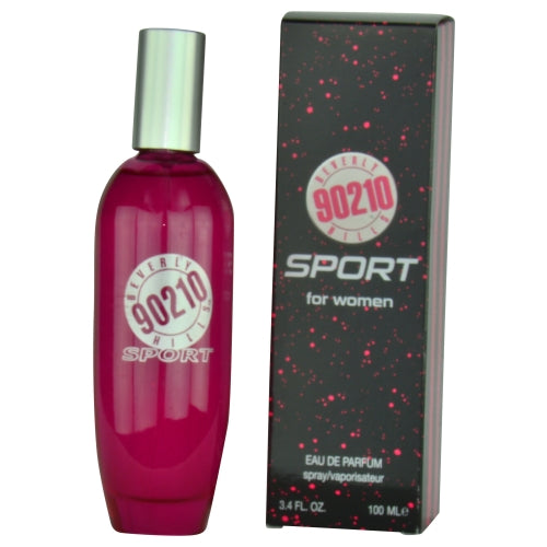 Women Eau De Parfum Spray 3.4 Oz By Beverly Hills 90210 Sport