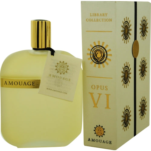 UNISEX EAU DE PARFUM SPRAY 3.4 OZ AMOUAGE LIBRARY OPUS VI by Amouage