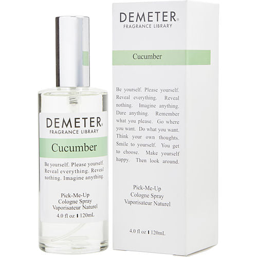 Unisex Cucumber Cologne Spray 4 Oz By Demeter