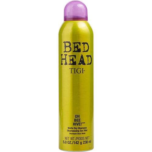 UNISEX OH BEE HIVE MATTE DRY SHAMPOO 5 OZ BED HEAD by Tigi