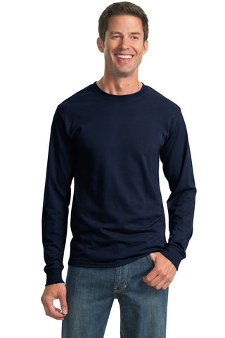 Jerzees - Dri-Power 50/50 Cotton/Poly Long Sleeve T-Shirt 29LS