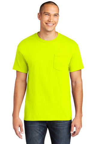 Gildan Heavy Cotton ™ 100% Cotton Pocket T-Shirt. 5300