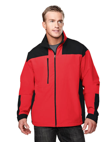 Tri-Mountain-Microfiber jacket with mesh lining 6050