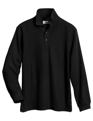 Tri-Mountain Enterprise Long Sleeve Mens Easy Care Cook Shirt 615
