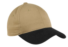 Port Authority Two-Tone Brushed Twill Cap. C815