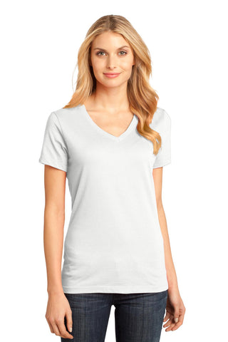District Women's Perfect Weight V-Neck Tee DM1170L
