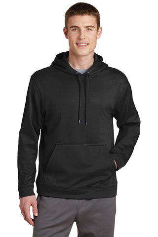 Sport-Tek Sport-Wick Fleece Hooded Pullover F244