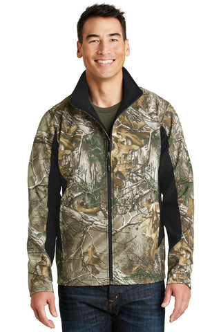 Port Authority Camouflage Colorblock Soft Shell. J318C