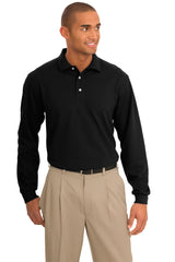 Port Authority Rapid Dry™ Long Sleeve Polo. K455LS
