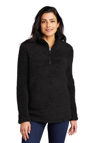 Port Authority  Ladies Cozy 1/4-Zip Fleece L130