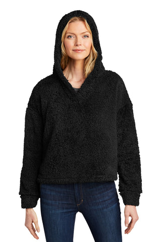 Port Authority Ladies Cozy Fleece Hoodie. L132
