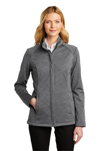 Port Authority Ladies Stream Soft Shell Jacket. L339