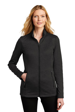 Port Authority Ladies Collective Striated Fleece Jacket L905
