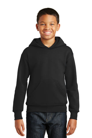 Hanes - Youth EcoSmart Pullover Hooded Sweatshirt P470