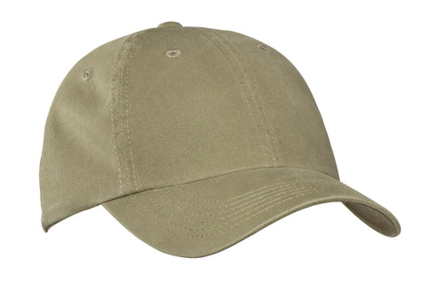 Port Authority Garment-Washed Cap PWU