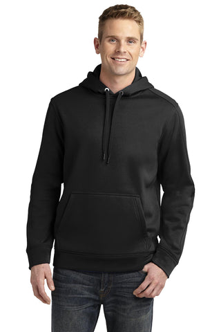 Sport-Tek Repel Fleece Hooded Pullover ST290
