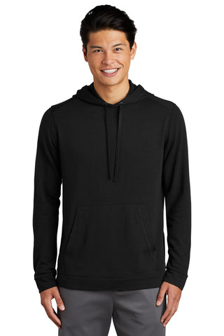 Sport-Tek PosiCharge Tri-Blend Wicking Fleece Hooded Pullover ST296
