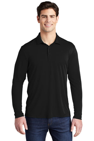 Sport-Tek  Posi-UV™  Pro Long Sleeve Polo ST520LS
