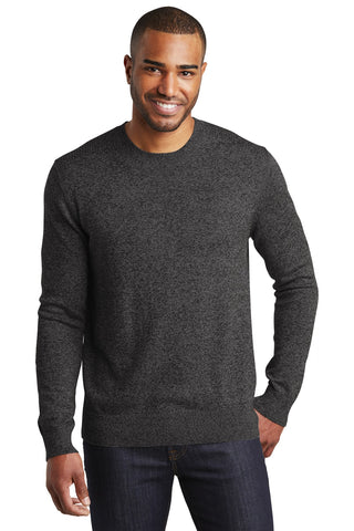 Port Authority Marled Crew Sweater SW417