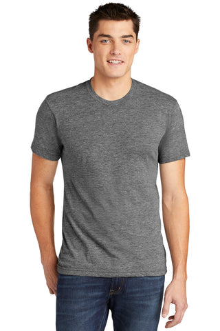 American Apparel Tri-Blend Short Sleeve Track T-Shirt TR401W