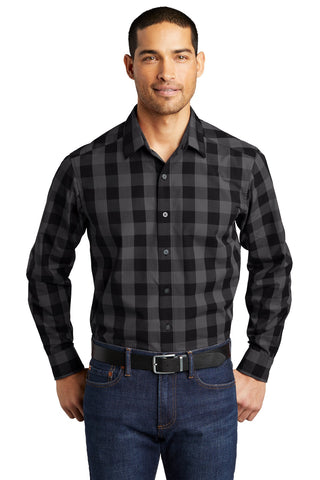 Port Authority Everyday Plaid Shirt W670