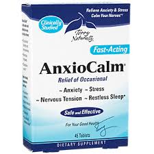 Anxiocalm 45ct Terry Naturally