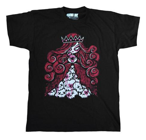 Queen of Bleeding Hearts T-Shirt
