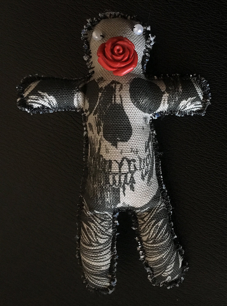 Voodoo Doll - Bloody Rose Limited Edition