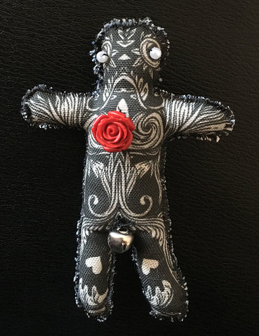 Catnip Voodoo Doll - Bloody Rose Ltd Edition
